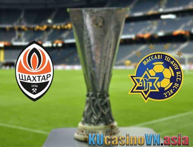 Shakhtar Donetsk vs Maccabi Tel Aviv, ngày 26/02/2021 - Cúp C2 châu Âu