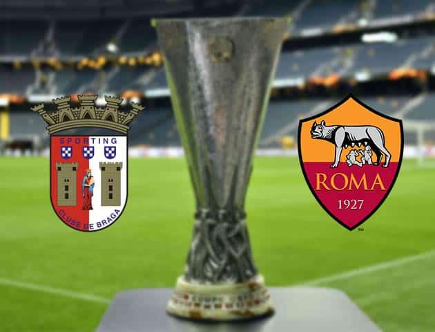 Atlético Braga vs Atlético de Roma, ngày 19 tháng 2 năm 2021-Cúp C2 châu Âu