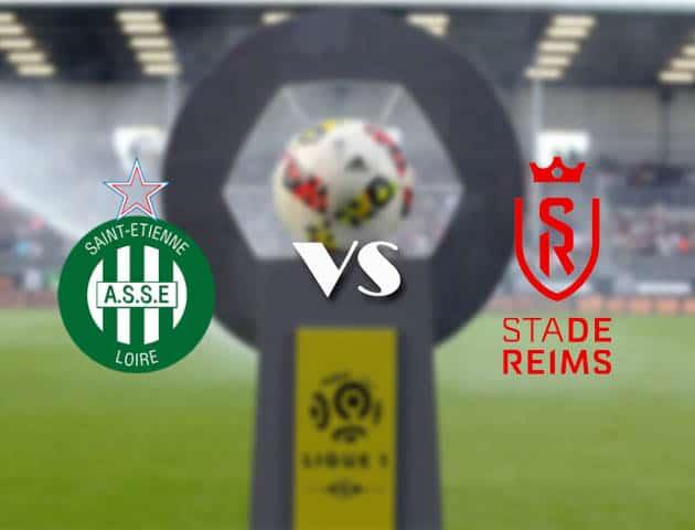 Saint-Etienne vs Reims, ngày 20 tháng 2 năm 2021-Giải vô địch quốc gia Pháp [Ligue 1]