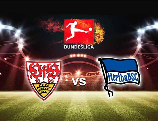 Stuttgart vs Hertha Berlin, ngày 13 tháng 2 năm 2021-Giải VĐQG Đức [Bundesliga]