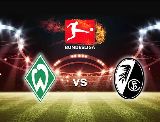 Ngày 13 tháng 2 năm 2021, trận đấu giữa Bremen vs Freiburg - Giải VĐQG Đức [Bundesliga]