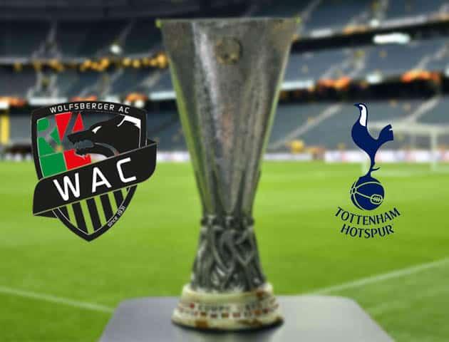 Wolfsberger vs. Tottenham, 021/2/19-Cúp C2 châu Âu