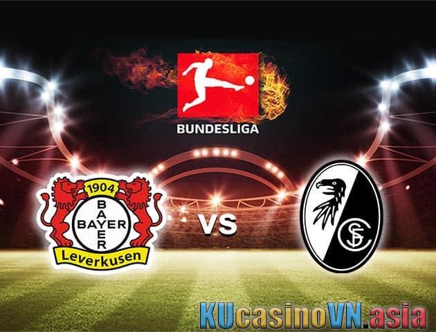 Đặt cược cho Bayer Leverkusen vs Freiburg, 1/3/2021 - Giải VĐQG Đức [Bundesliga]