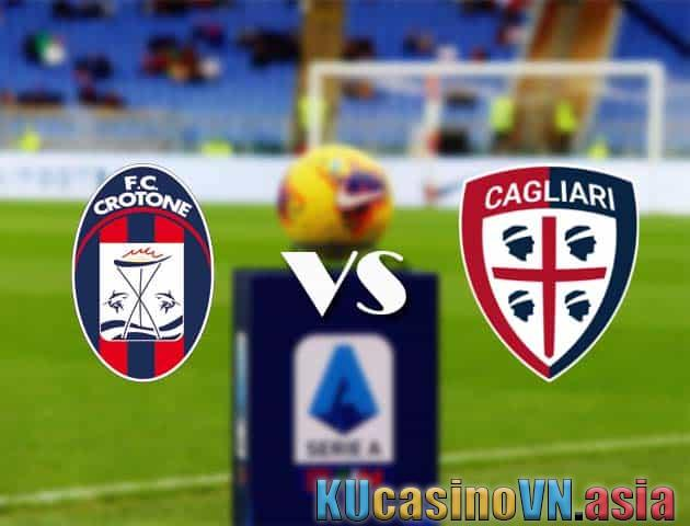 Crotone vs Cagliari, ngày 28 tháng 2 năm 2021 - Bóng đá quốc gia Ý [Serie A]