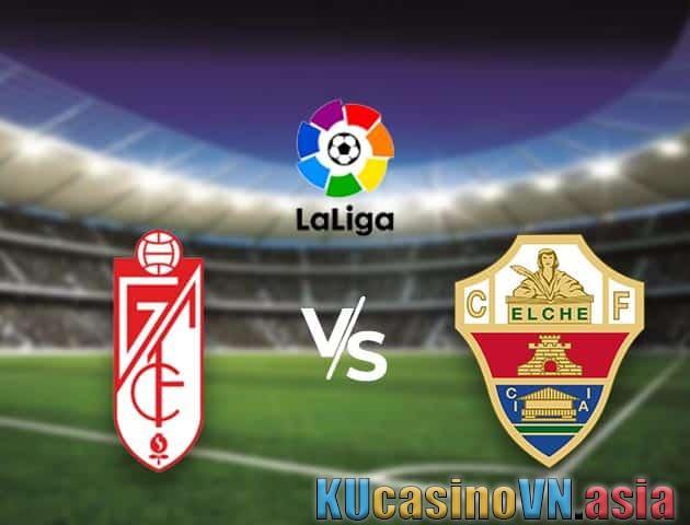 Granada vs Elche, 1/3/2021 - Giải vô địch quốc gia Tây Ban Nha
