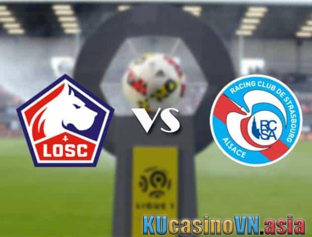 Lille vs Strasbourg, ngày 28 tháng 2 năm 2021 - Giải VĐQG Pháp [Ligue 1]