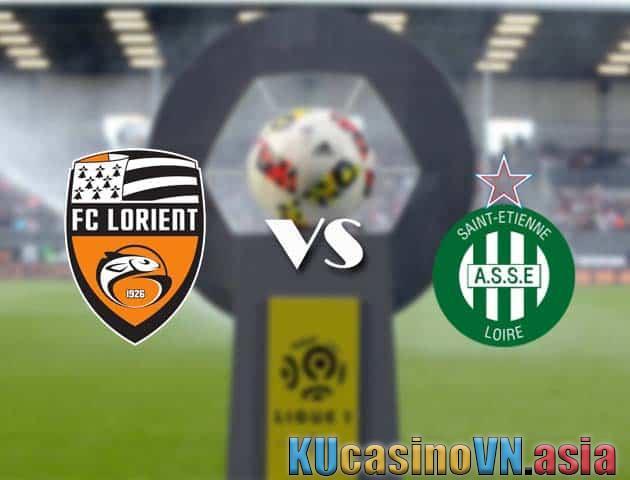 Lorient vs St Etienne, ngày 28 tháng 2 năm 2021 - Giải vô địch quốc gia Pháp [Ligue 1]