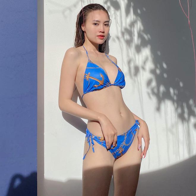 ảnh Nóng Ninh Dương Lan Ngọc Bikini đẹp