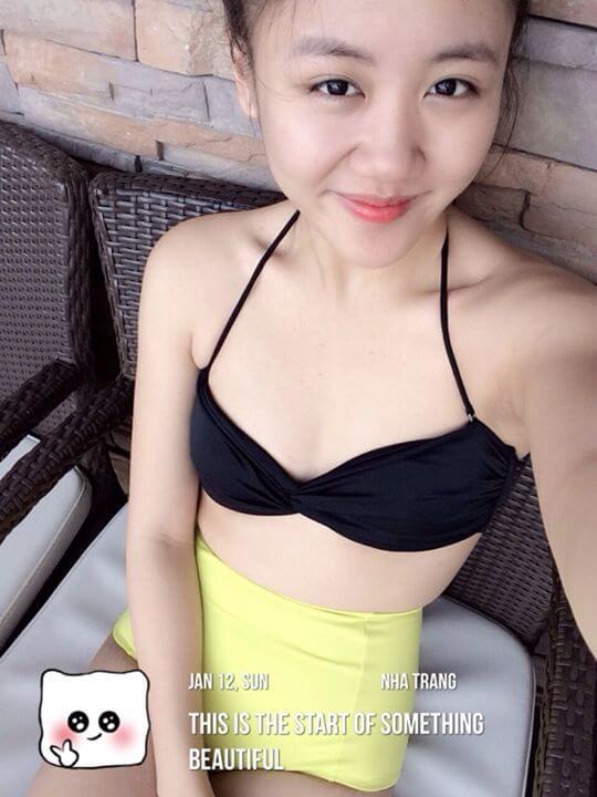 ảnh Nóng Văn Mai Hương