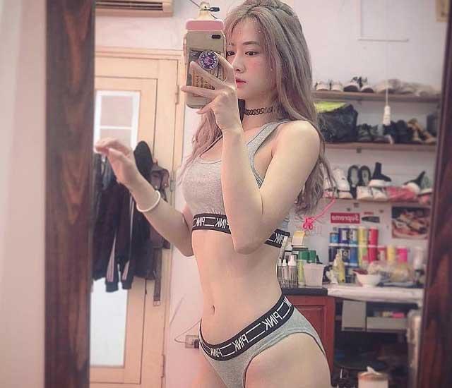 le bong mac bikini - Tự tin khoe vòng eo nhỏ nhắn và săn chắc