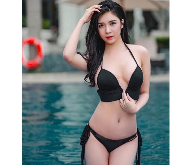thanh bi sex - Từ những bức hình này, người xem có thể thấy cô nàng có thân hình khá đẫy đà và cân đối