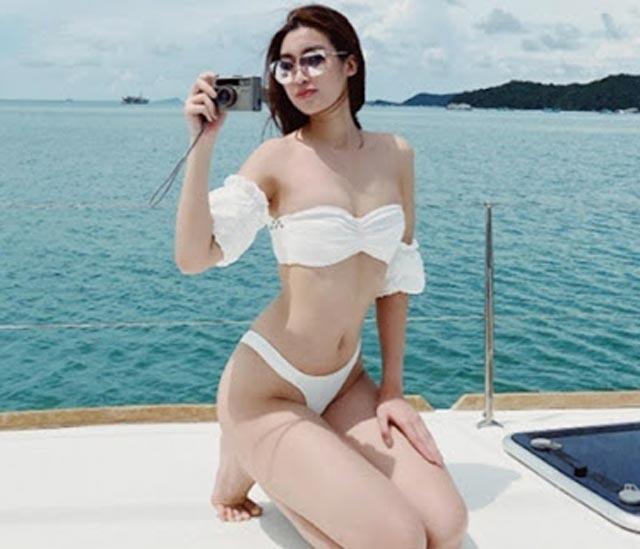 anh do my linh bikini sexy