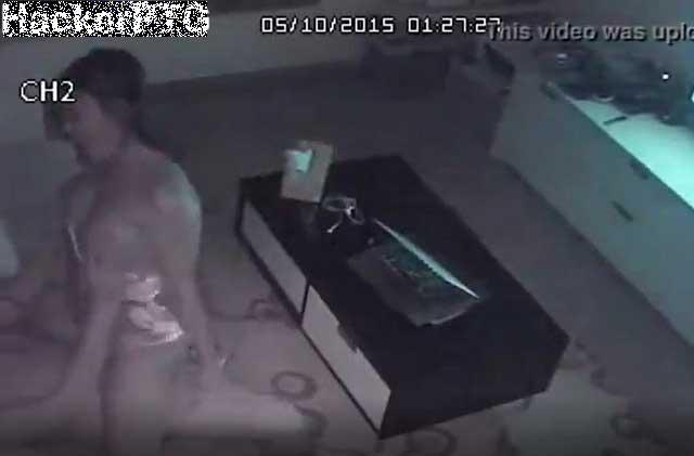 sex van mai huong - Hình ảnh được cắt ra từ video clip sex của Văn Mai Hương