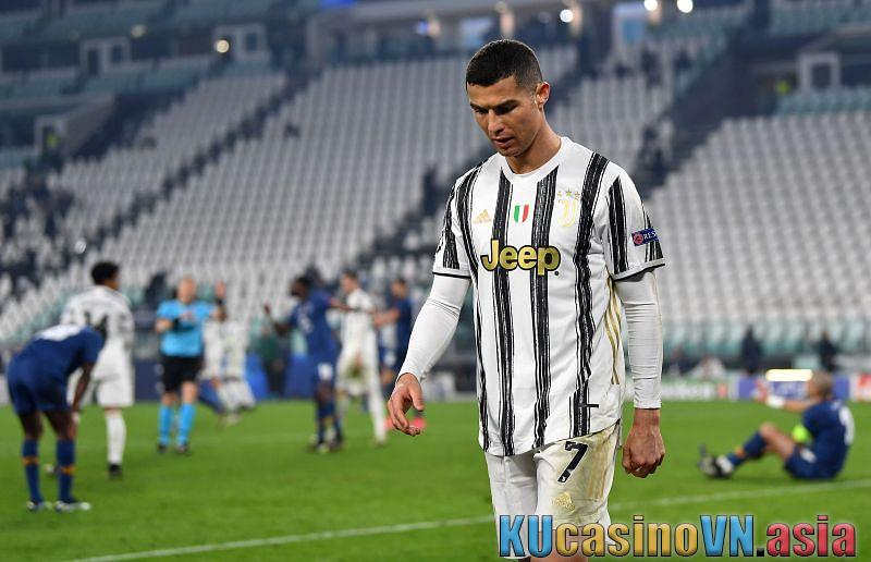 Ronaldo phá kỷ lục tại clb Juventus