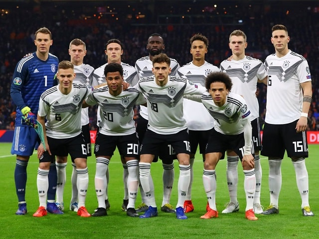Trực tiếp bóng đá Đức vs Iceland