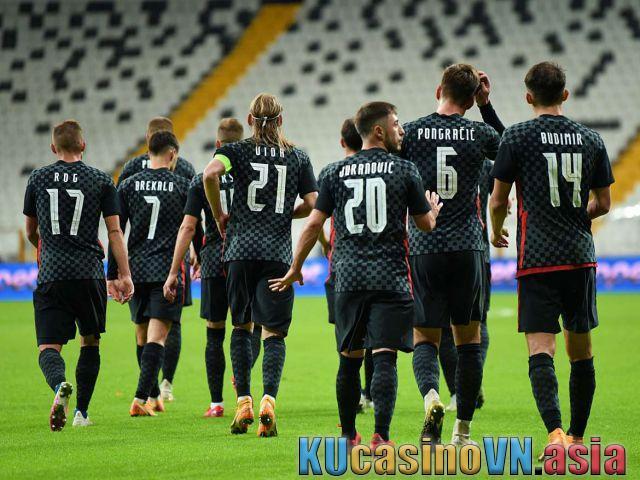 Phân tích trận đấu Croatia vs Cyprus