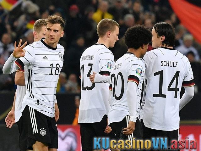 Phân tích trận Đức vs Iceland