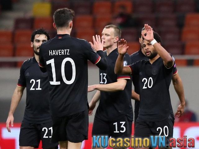 Phân tích trận đấu Đức vs Bắc Macedonia