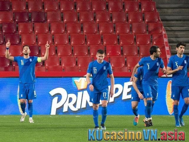 Phân tích trận đấu Hy Lạp vs Georgia