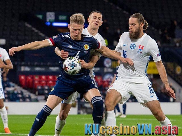 Phân tích trận đấu Israel vs Scotland