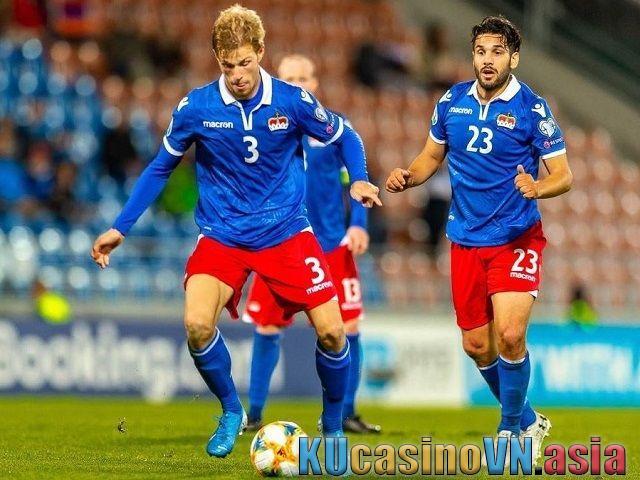 Phân tích trận đấu Liechtenstein vs Armenia