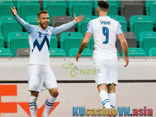 Phân tích trận đấu Cyprus vs Slovenia
