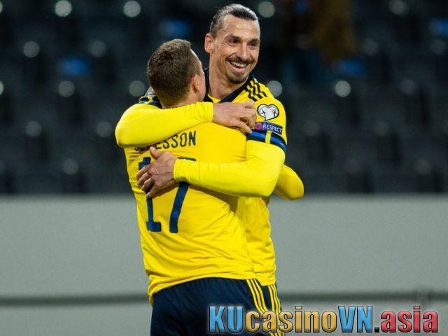 Phân tích trận Thụy Điển vs Estonia