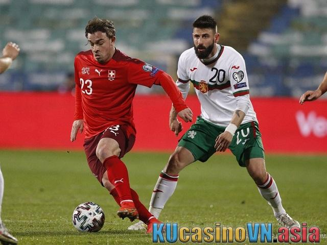 Phân tích trận Thụy Sĩ vs Lithuania