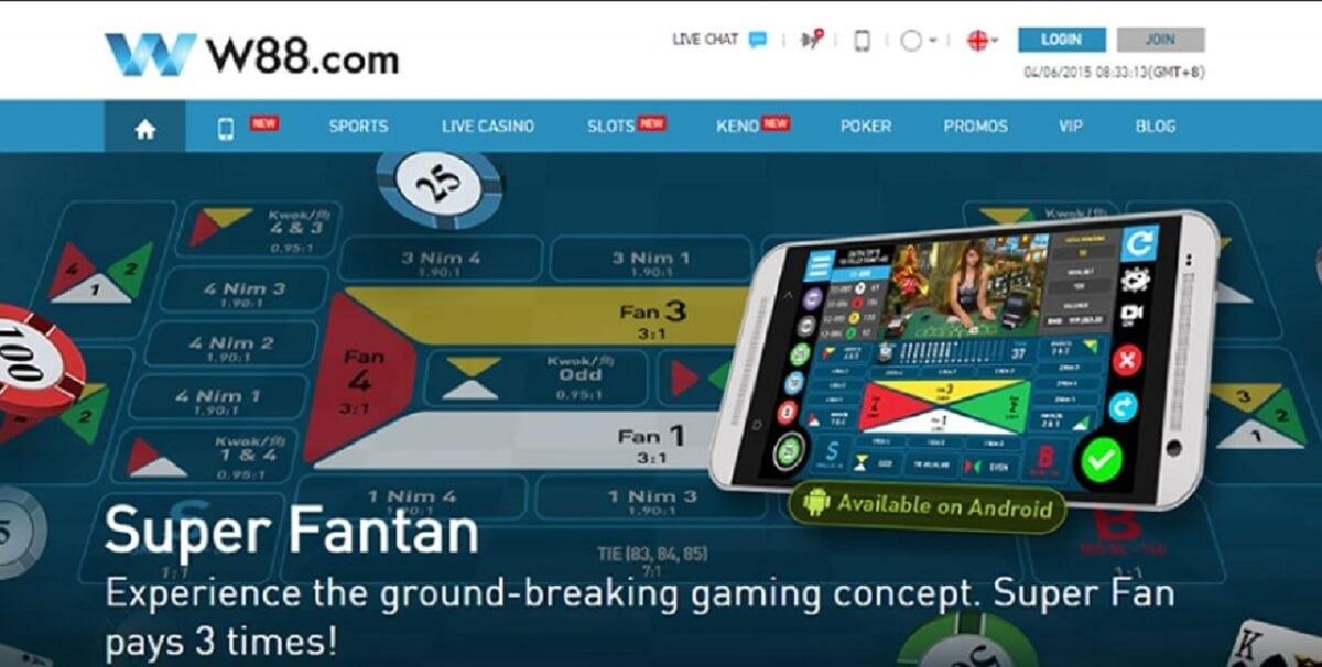 Hướng dẫn chơi game Super Fantan
