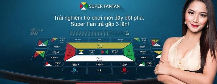 cách cược Super FanTan