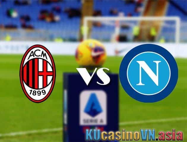 AC Milan vs Napoli, ngày 15 tháng 3 năm 2021 - Bóng đá quốc gia Ý [Serie A]