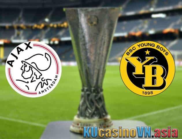 Ajax vs Young Boys, 12/03/2021 - Europa League