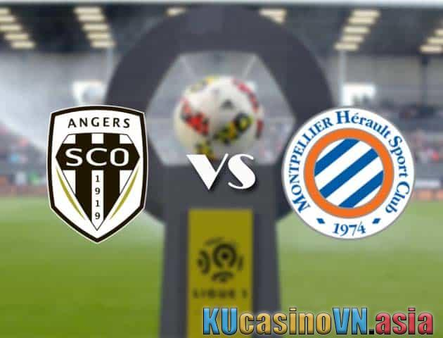 Angers vs Montpellier, 4/4/2021 - Giải vô địch quốc gia Pháp [Ligue 1]