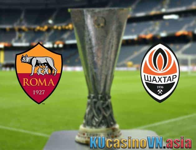 AS Roma vs Shakhtar Donetsk, 12/03/2021 - Europa League