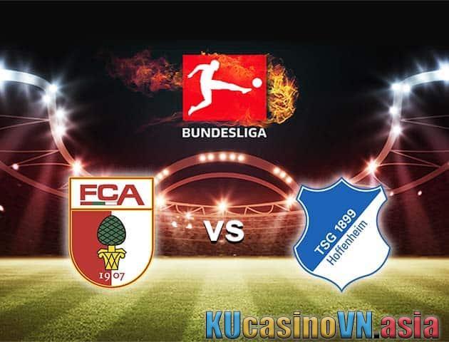 Augsburg vs Hoffenheim, 03/04/2021 - VĐQG Đức [Bundesliga]