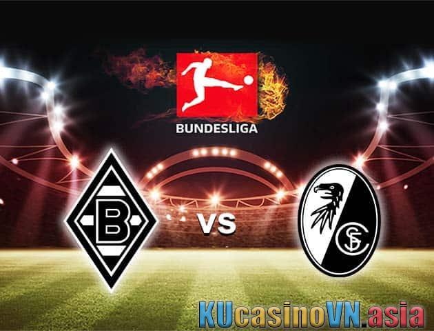 B. Monchengladbach vs Freiburg, 04/04/2021 - Giải vô địch quốc gia Đức [Bundesliga]