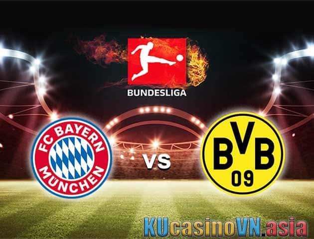 Đặt cược Bayern Munich vs Dortmund, 7/3/2021 - Bóng đá quốc gia Đức [Bundesliga]