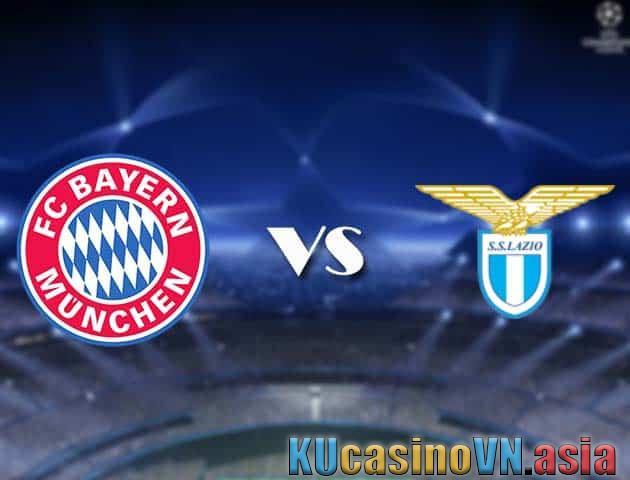 Đặt cược Bayern Munich vs Lazio, ngày 18 tháng 3 năm 2021 - Cúp C1 châu Âu