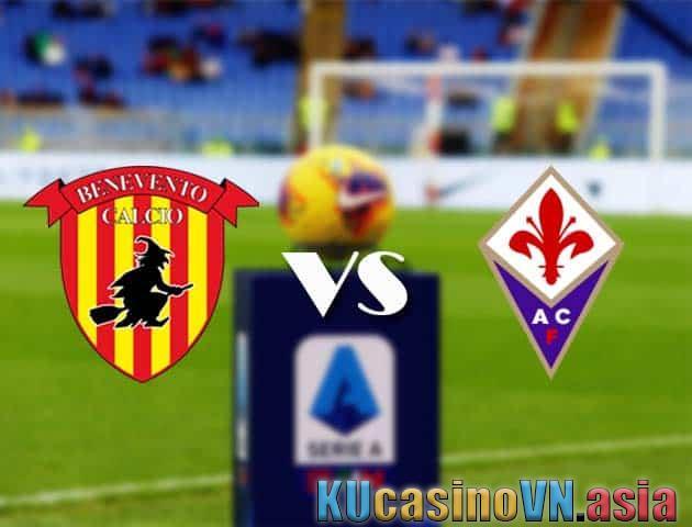 Benevento vs Fiorentina, ngày 14 tháng 3 năm 2021 - Giải vô địch quốc gia Ý [Serie A]