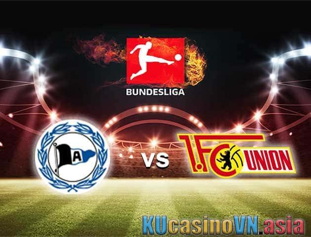 Arminia Bielefeld vs Union Berlin, ngày 8 tháng 3 năm 2021 - Giải VĐQG Đức [Bundesliga]