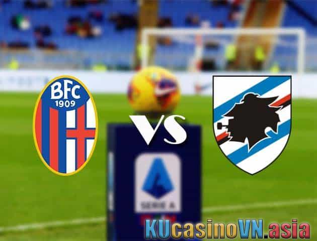 Trận Bologna vs Sampdoria, ngày 14 tháng 3 năm 2021 - Giải VĐQG Italia [Serie A]