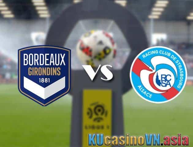 Bordeaux vs Strasbourg, 4/4/2021 - Giải vô địch quốc gia Pháp [Ligue 1]