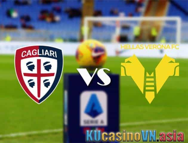 Cagliari vs Hellas Verona, 3/4/2021 - Giải VĐQG Ý [Serie A]