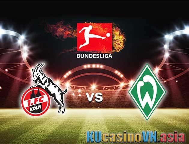 FC Koln vs Werder Bremen, 7/3/2021 - Giải VĐQG Đức [Bundesliga]
