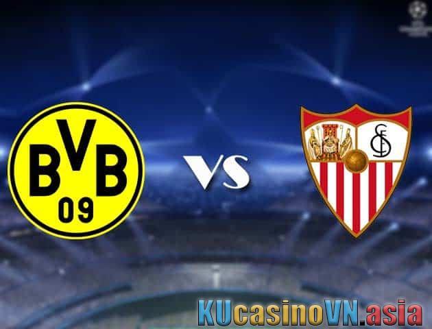 Dortmund vs Sevilla, 10/3/2021 - Cúp C1 châu Âu