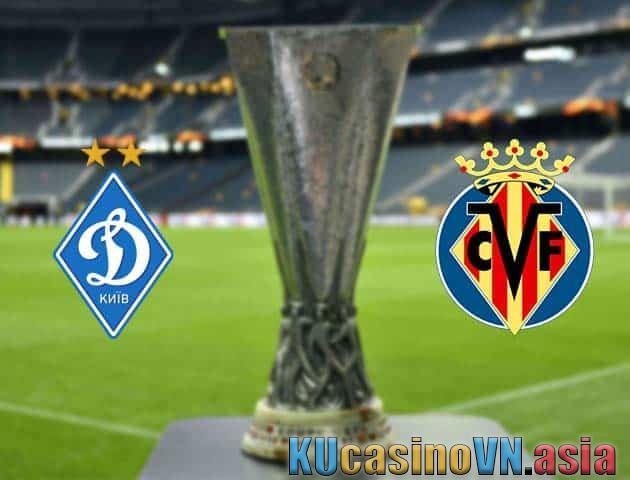 Dynamo Kyiv vs Villarreal, 12/03/2021 - Europa League