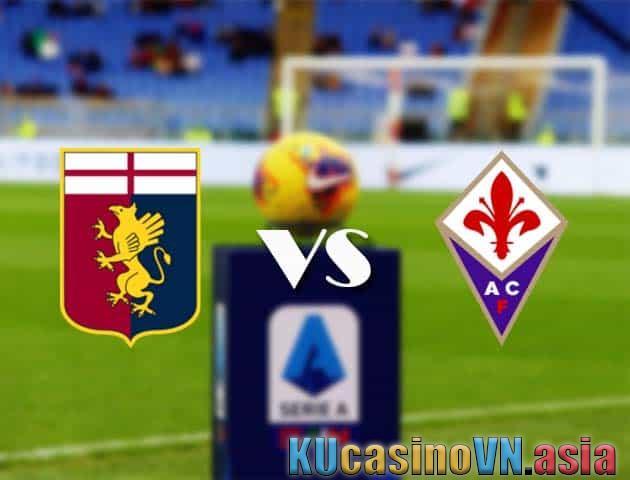 Genoa vs Fiorentina, 3/4/2021 - Giải VĐQG Ý [Serie A]