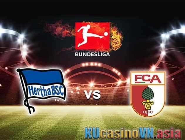 Hertha Berlin vs Augsburg, ngày 6 tháng 3 năm 2021 - Giải VĐQG Đức [Bundesliga]