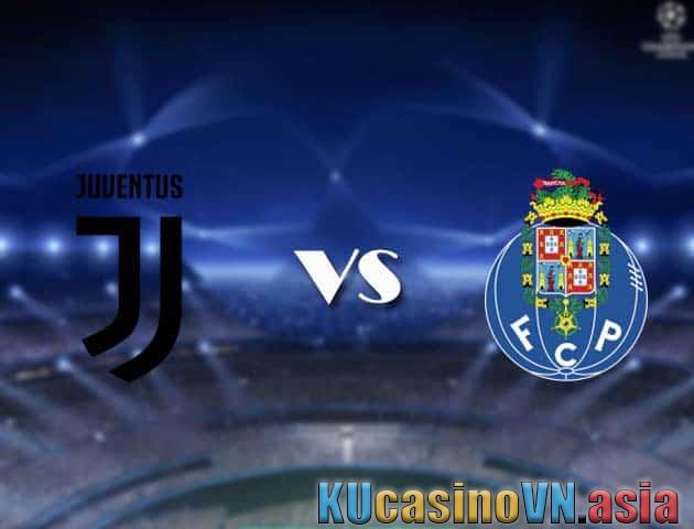 Kèo Juventus vs Porto, ngày 10/03/2021 - Cúp C1 châu Âu