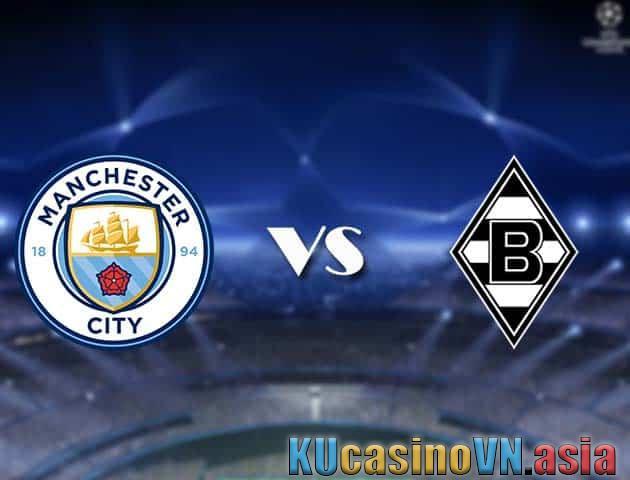 Man City vs Monchengladbach, ngày 17 tháng 3 năm 2021 - Cúp C1 châu Âu